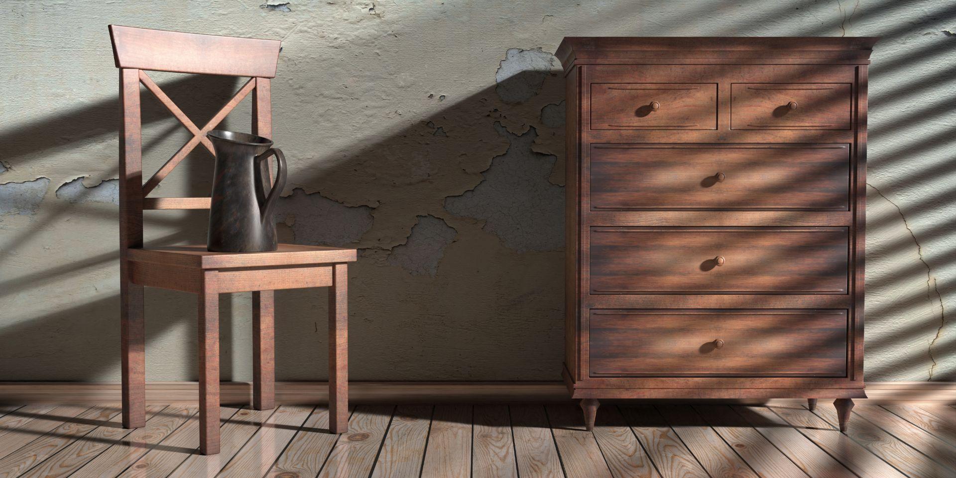 リノベーション!?内装、壁、家具に古材を使用してオシャレ空間を作るポイント