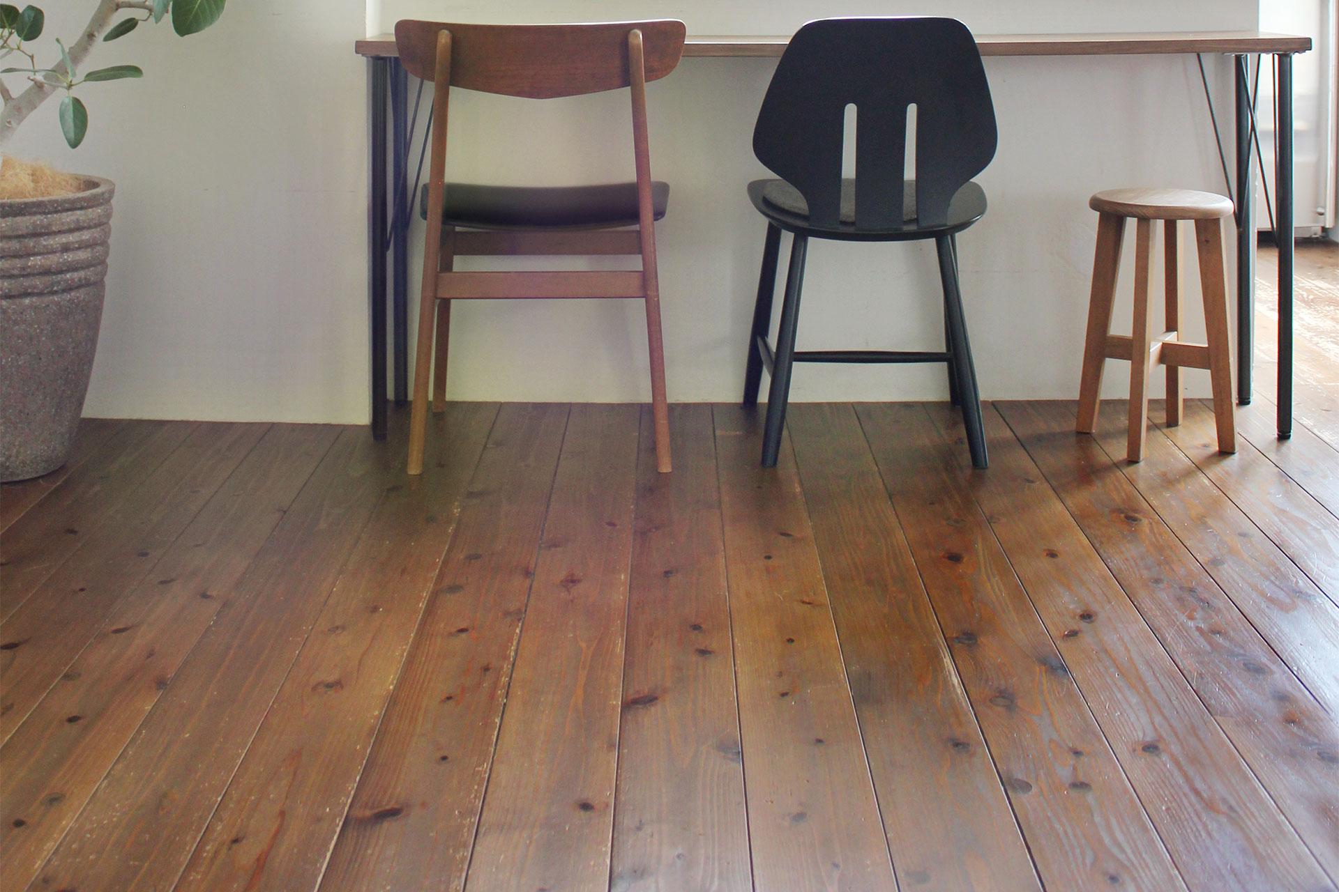内装に使用する木材の種類を知って使い分けよう